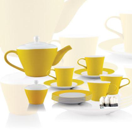Tea Set (Rainbow)