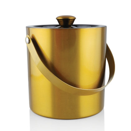 Ice bucket (Gold)