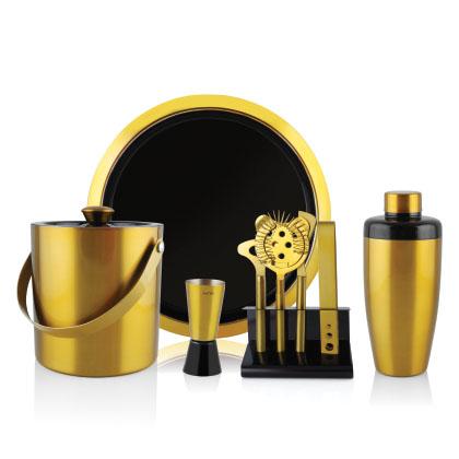 Golden Bar Set