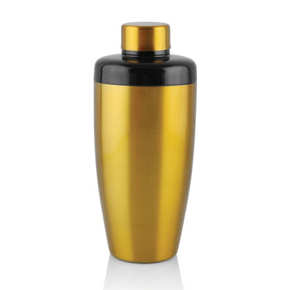 Cocktail Shaker (Gold)