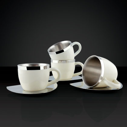 Cups & Saucers (S/12)